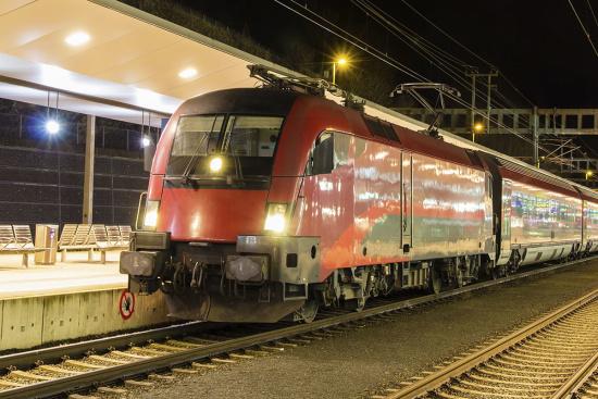Anreise nach Altenmarkt-Zauchensee - Bahn