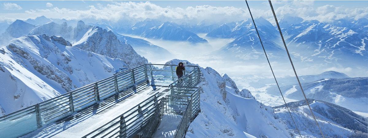Ausflugsziele vom 3 Sterne Hotel & Gasthof Markterwirt in Altenmarkt-Zauchensee – Dachstein Gletscher