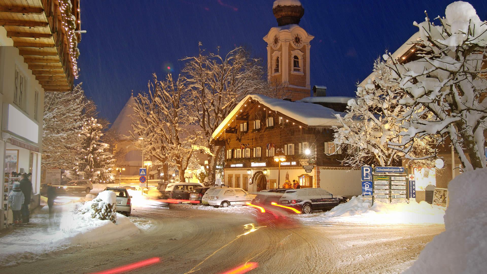 Hotel & Gasthof Markterwirt - Altenmarkt im Pongau