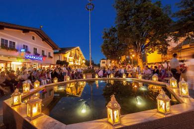 3 Sterne Hotel & Gasthof Markterwirt in Altenmarkt-Zauchensee - Ort