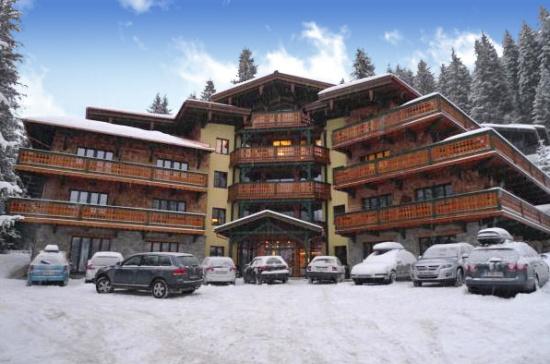 3 Sterne Hotel & Gasthof Markterwirt in Altenmarkt-Zauchensee - Jagdhaus