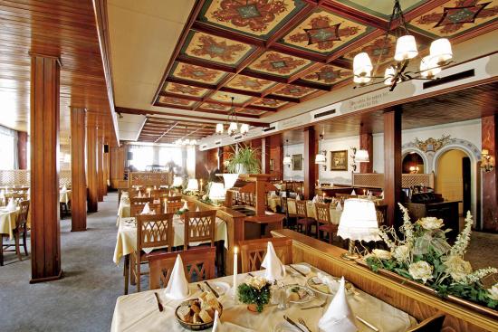 Speisesaal im Markterwirts - Restaurant in Altenmarkt