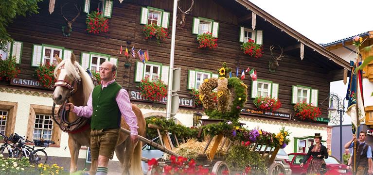 3 Sterne Hotel & Gasthof Markterwirt - Altenmarkt-Zauchensee
