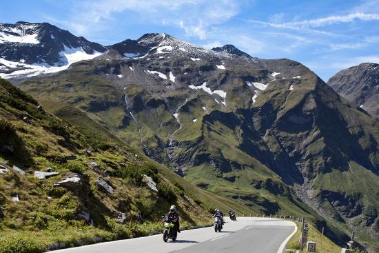 Actionsport - Motorrad-Ausfahren im Salzburger Land